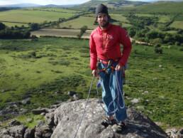 Klettern im Dartmoor