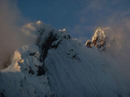 Panorama in der Cordillera Blanca