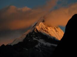 Gipfel des Artensonraju