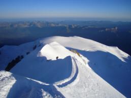 Mont Blanc 4810 Meter