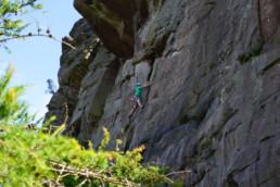 Klettern Staffordshire