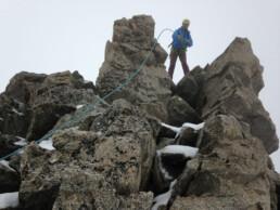 Hochtour im Mont Blanc