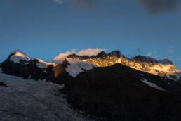 Gipfel Pollux