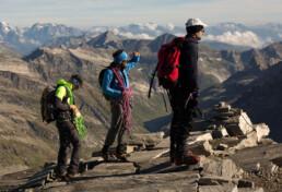 Gipfel des Rheinwaldhorn