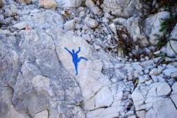 Klettergebiet in der Calanques