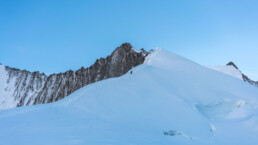 Nadelhorn 4327 Meter