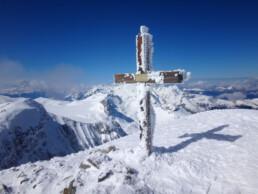 Gipfelkreuz Wildstrubel