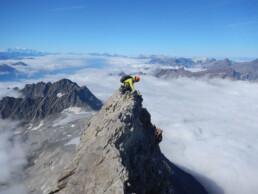 Bietschhorn 3934m via Westgrat