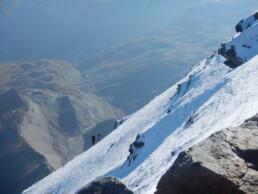 Am Matterhorn 4478 Meter