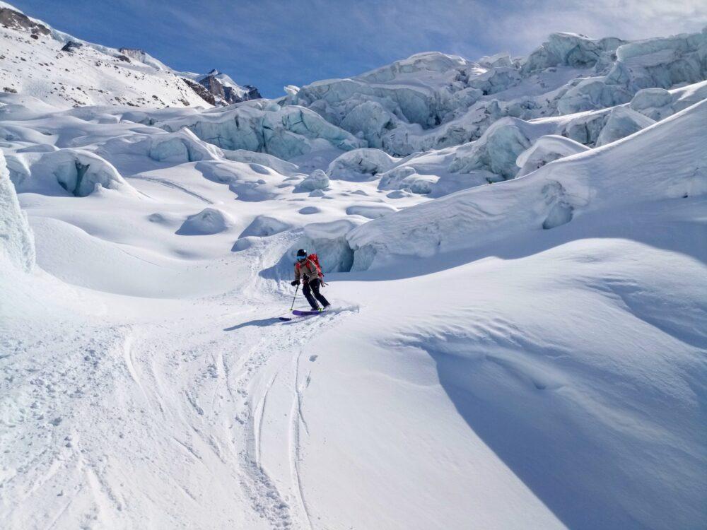 Zermatt Grenzgletscher